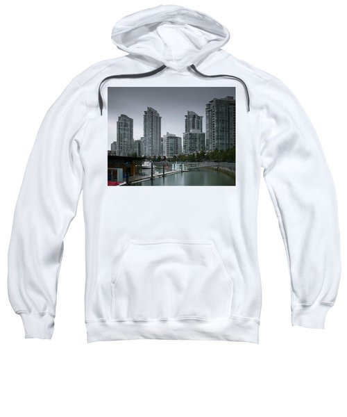 The Quayside Marina - Yaletown Apartments Vancouver Sweatshirt