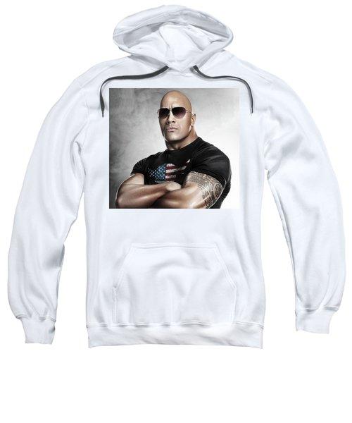 The Rock Dwayne Johnson I I Sweatshirt