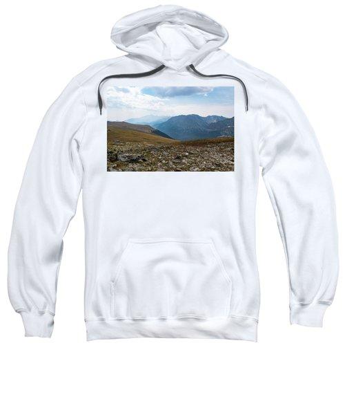 The Rocky Arctic Sweatshirt