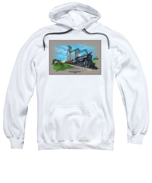 The Ross Elevator Sentinel Of The Plains Sweatshirt