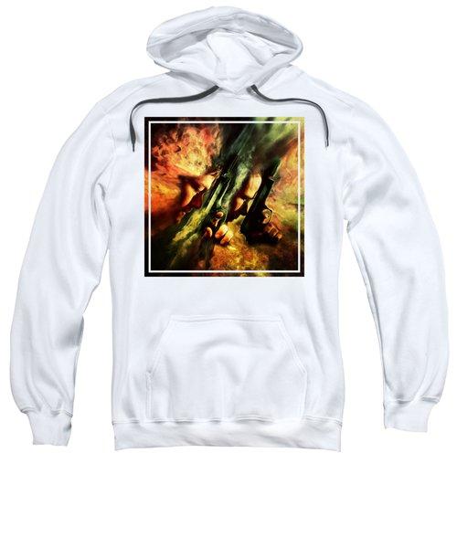 The Sandstorm Saints Sweatshirt