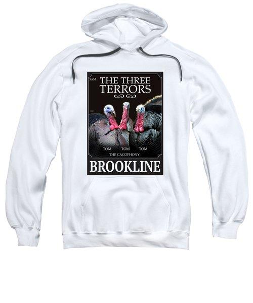 The Three Terrors Sweatshirt