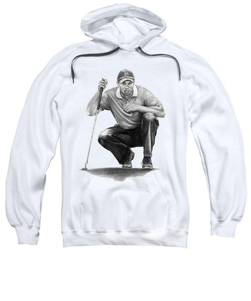 Tiger Woods Crouching Tiger Sweatshirt