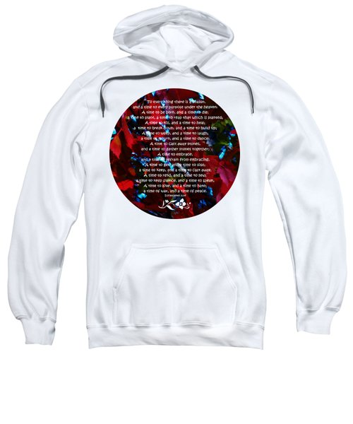 To Everything - Verse Sweatshirt