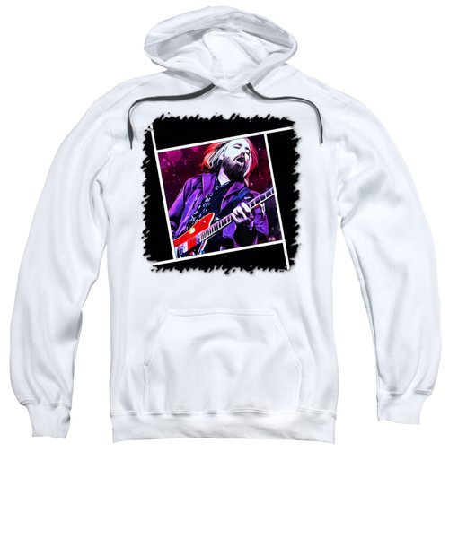 Tom Petty Painting Sweatshirt
