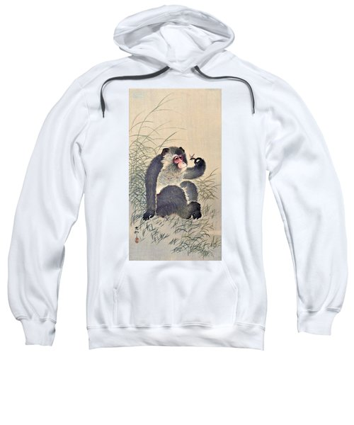 Top Quality Art - Monkey And Bug Sweatshirt