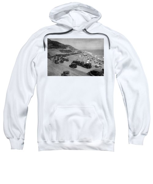 Topanga State Beach 1920 Sweatshirt