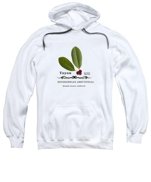 Toyon Christmas Berry Sweatshirt