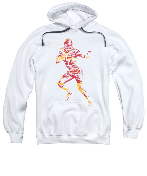Travis Kelce Kansas City Chiefs Apparel T Shirt Pixel Art 2 Sweatshirt
