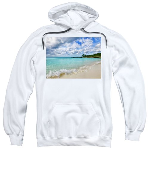 Tropical Beach Sweatshirt