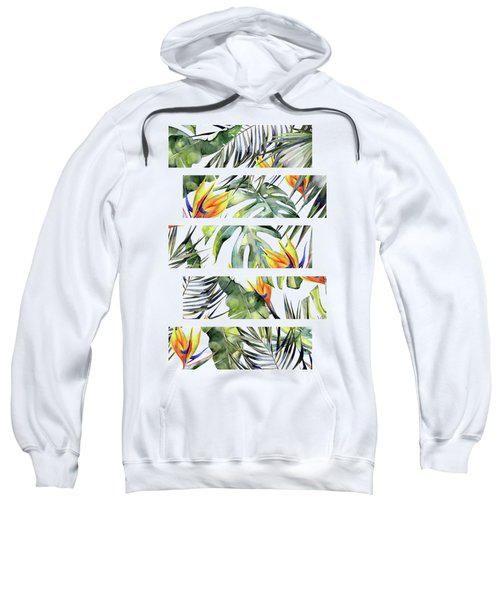 Tropical Garden Sweatshirt