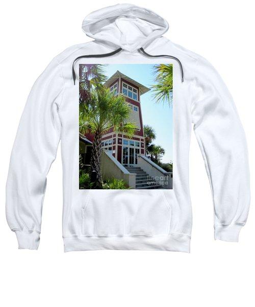 Tropical View Sweatshirt