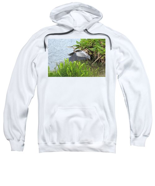 True Blue #1 Sweatshirt