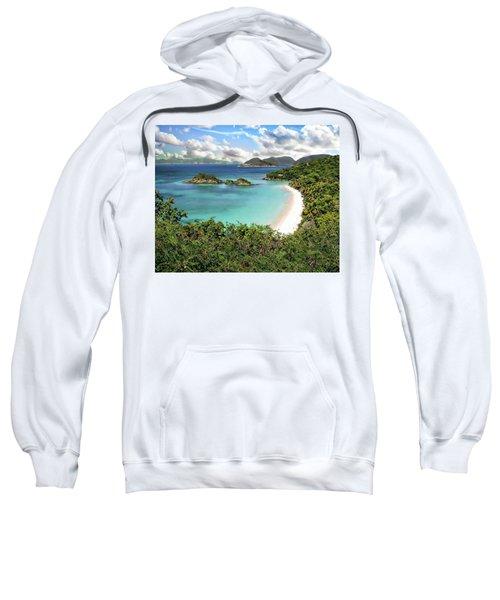 Trunk Bay Sweatshirt