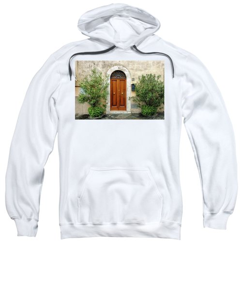 Tuscan Door Sweatshirt