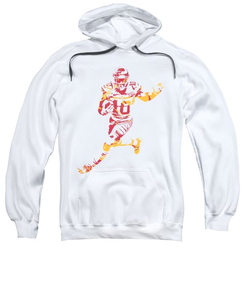 Tyreek Hill Kansas City Chiefs Apparel T Shirt Pixel Art 1 Sweatshirt