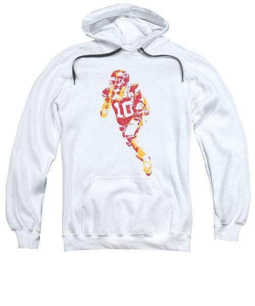Tyreek Hill Kansas City Chiefs Apparel T Shirt Pixel Art 2 Sweatshirt