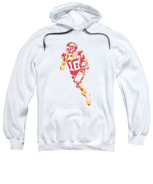 Tyreek Hill Kansas City Chiefs Apparel T Shirt Pixel Art 2 Sweatshirt