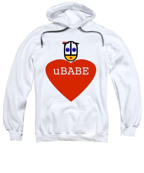 uBABE Love Sweatshirt