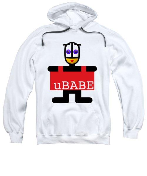 uBABE Style Tag  Sweatshirt