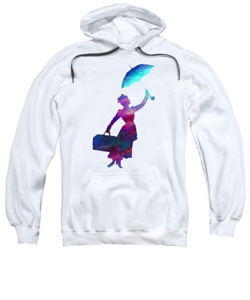 Umbrella Lady Sweatshirt