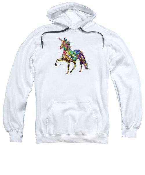 Unicorn-colorful Sweatshirt