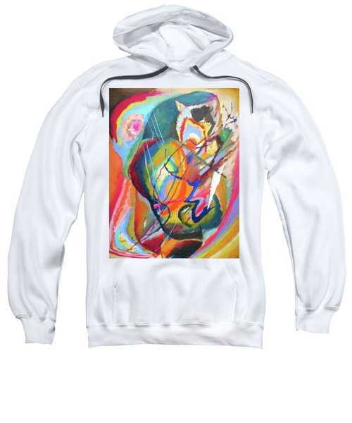 Untitled Improvisation IIi - Digital Remastered Edition Sweatshirt
