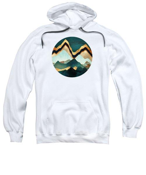 Velvet Copper Mountians Sweatshirt