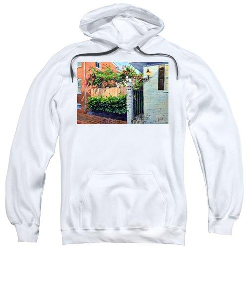 Walking On Jefferson Sweatshirt