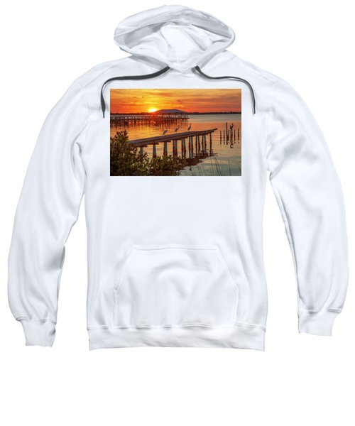 Watching The Sunset Sweatshirt
