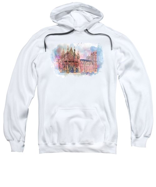 Westminster Abbey Sweatshirt