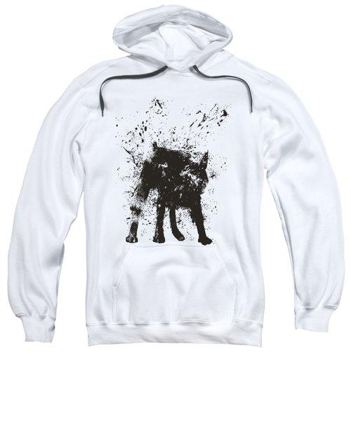 Wet Dog Sweatshirt