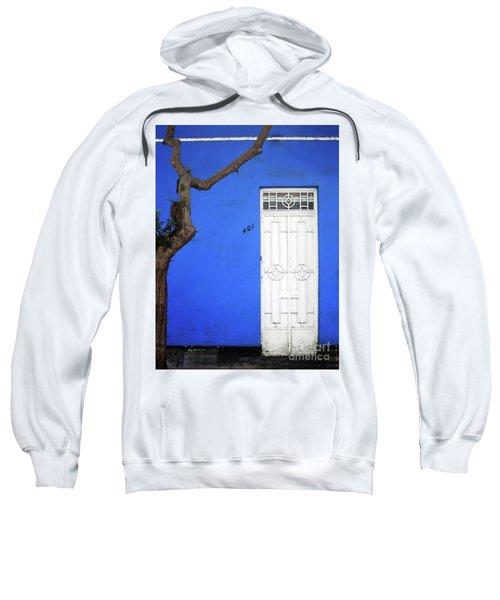 When A Tree Comes Knocking Sweatshirt