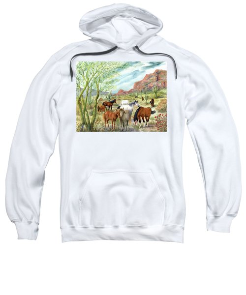 Wild And Free Forever Sweatshirt