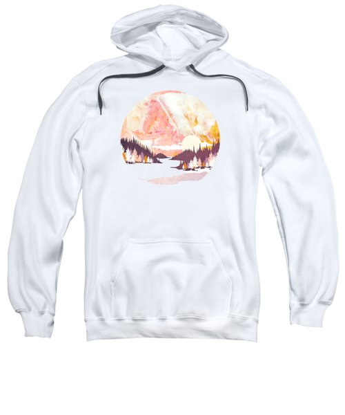 Winter Abstract Sweatshirt