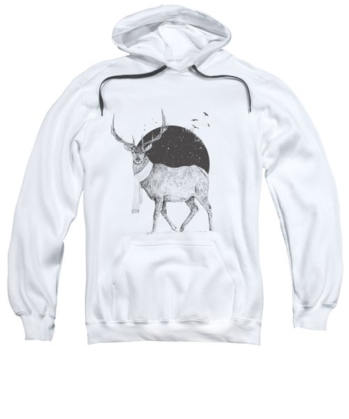 Winter Is All Around Sweatshirt