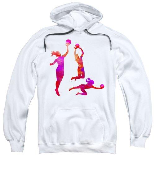 Volleyball Watercolor Canvas Print, Photographic Print, Art Print, Framed Print,iphone Case, Sweatshirt