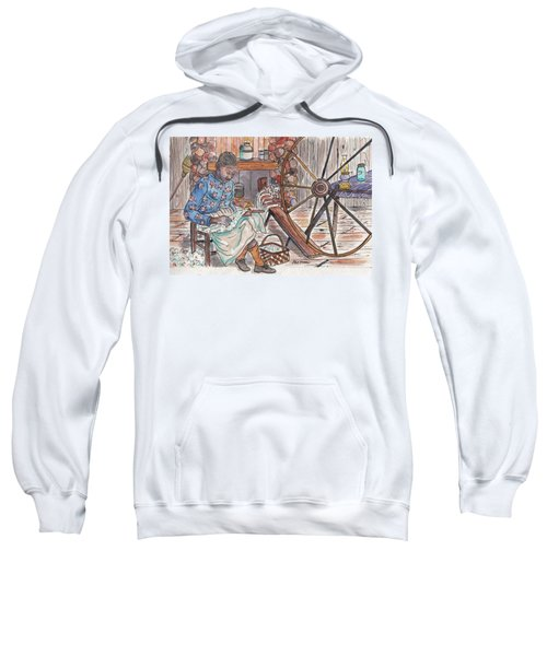 Working Cotton The Old Fashioned Way Sweatshirt