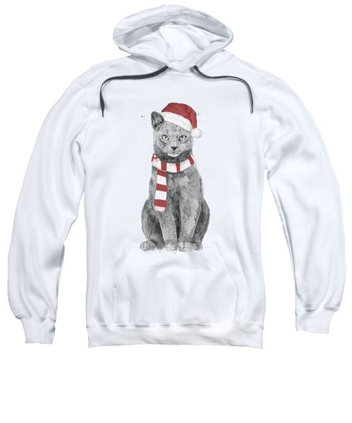 Xmas Cat Sweatshirt