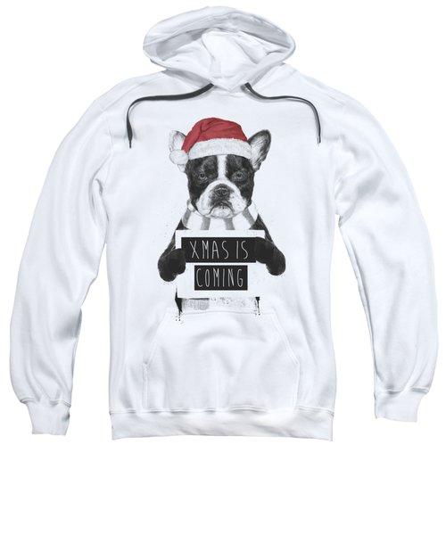 Xmas Is Coming Sweatshirt