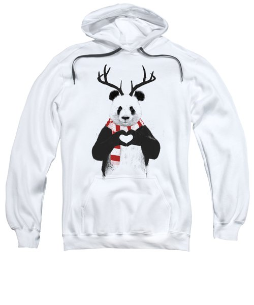 Xmas Panda  Sweatshirt