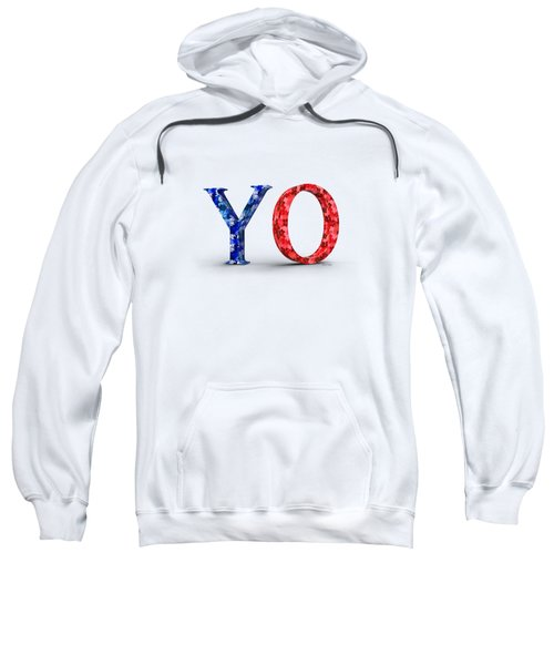 Y O Sweatshirt