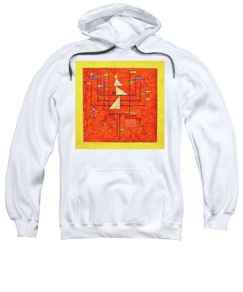 Yellow Border - Digital Remastered Edition Sweatshirt