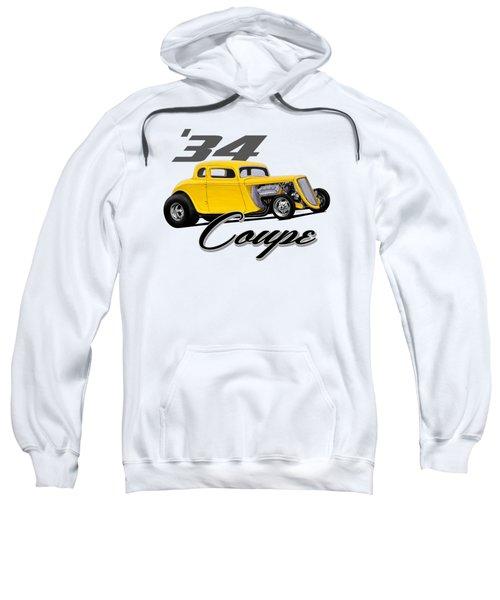 Yellow Coupe Sweatshirt