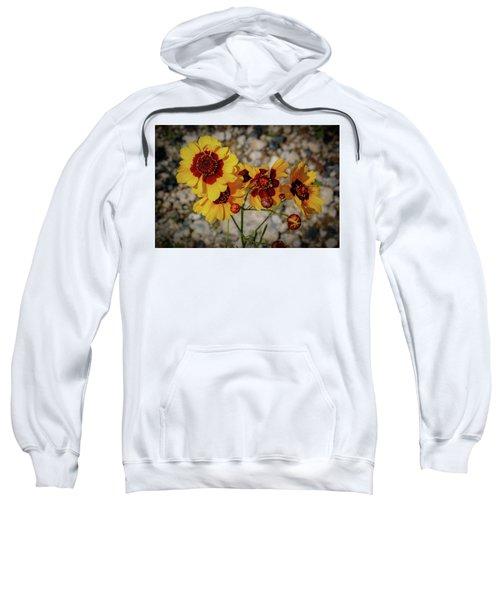 Yellow Wildflowers Sweatshirt