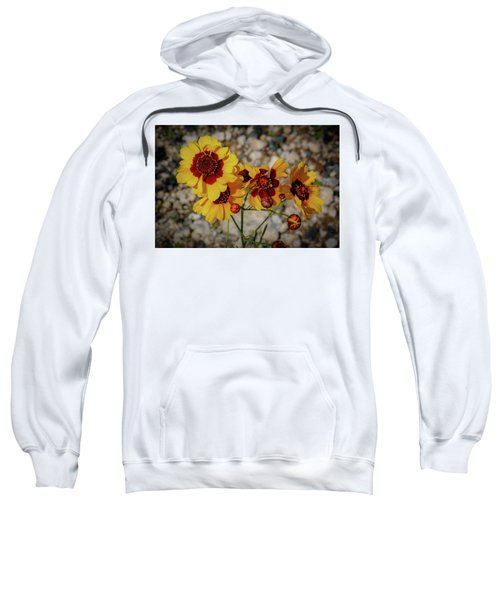 Yellow Wildflowers Sweatshirt
