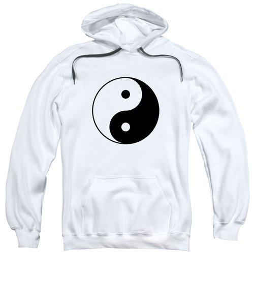 Yin And Yang Sweatshirt