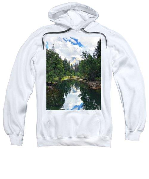 Yosemite Classical View Sweatshirt