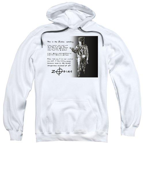 Zodiac Psychopath Killer - T-shirt Sweatshirt