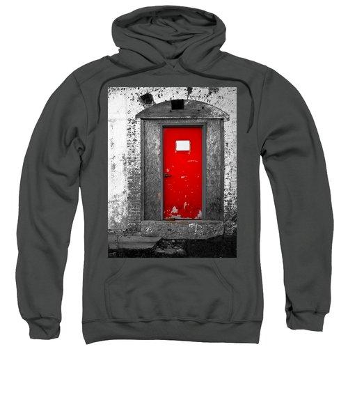 Red Door Perception Sweatshirt